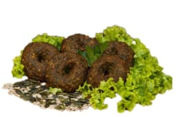 Portie de falafel