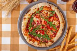 Піца Салямі (500г)