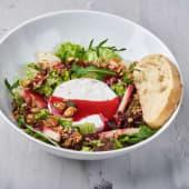 Салат з камамбером та грушею (325г)