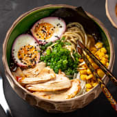Miso Chicken Ramen Kit (750г)