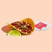 Taco De Chorizo 2uds.