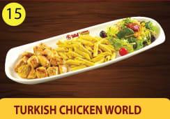 Turkish chicken world