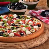 Egeli Sebzeli Pizza (Büyük)