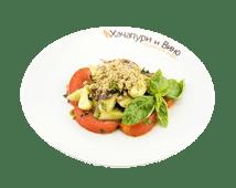 Салат із овочів з горіхами (250г)