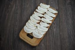 Вареники заморожені з вишнею