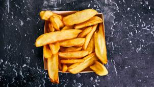 Fry n Dip pomfrit