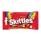 Skittles fruits red