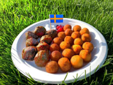 Swedish WeganBalls Kulki ziemniaczane