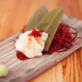 Mantequilla sashimi especial Sibuya