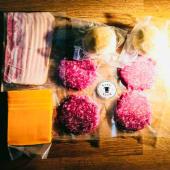 Burger Box - Kit de 2 Double Cheese Burger