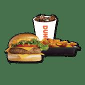 DD  ბურგერის კომბო / DD Burger Combo