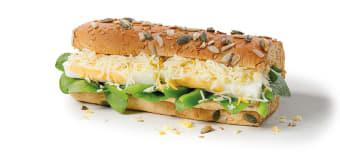 Sandwicz 15cm Śniadanie jajko i ser