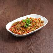 Patlıcanlı Salata