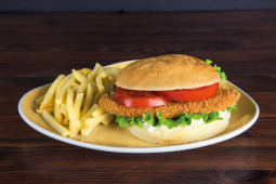 Chicken Burger 100% Gluten Free  - AiC