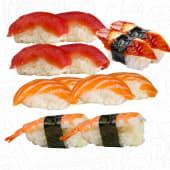 B. Sushi Lovers, 10 Piezas