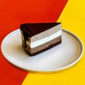 Торт Три шоколади (100г)