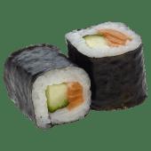 Maki saumon concombre