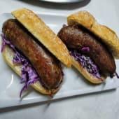 Hot Dog Purple Criollo