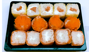 T8-17. Sushi Misto 14 Peças