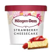 Haagen-Dazs Cheesecake Morango 95ml