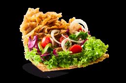 Bułka Falafel