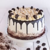 Oreo cake (porción)