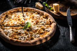 Pizza Pollo e funghi Ø 40cm