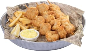 Coco Shrimps & Chips 150/150/50гр.