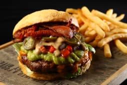 Burger Garrincha