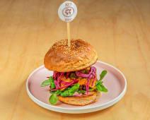 Burger buraczany