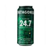 Cerveza en lata Patagonia 24.7 (500 ml)