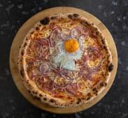 Pizza Pequena Americana