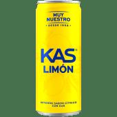 Kas limón lata (33 cl.)