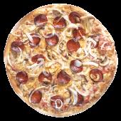 Pizza la pícara (familar)