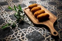 Croquetas de cocido (8 uds.)