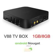 Convertidor A Smart Tv, Android Tv, Tv Box, 8Gb Memoria Interna