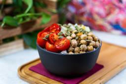 Ciotolata veggie con quinoa