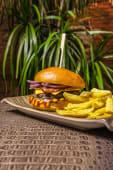 Gibson Desert Burger (Camello)