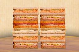 Pack Sorpresa 12 Sándwiches Frios