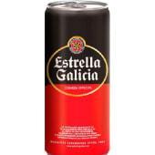 Estrella Galicia Rubia (33 Cl.)