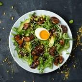 Мікс-салат з куркою Теріякі (250г)
