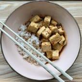 Mapo Tofu Рис (260г)