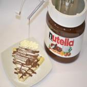 Crèpes Con Nutella Ferrero