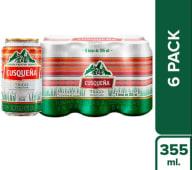 Cerveza Cusqueña Trigo Sixpack Lata 355 Ml