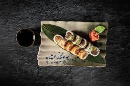 Spicy uramaki box