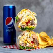 Menú Burrito