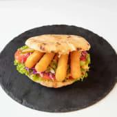 Mozzarella sticks mini Sandwich