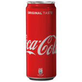 Coca-cola lattina