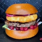Бургер Камамбер з журавлиною №10 (300г)