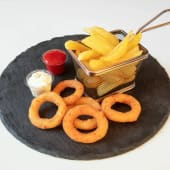 Onion rings combo